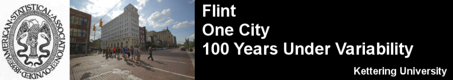 Flint: One City, 100 Years of Variability