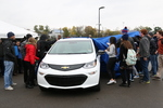 Unveiling of the Chevy Volt 07 by Sarah Schuch